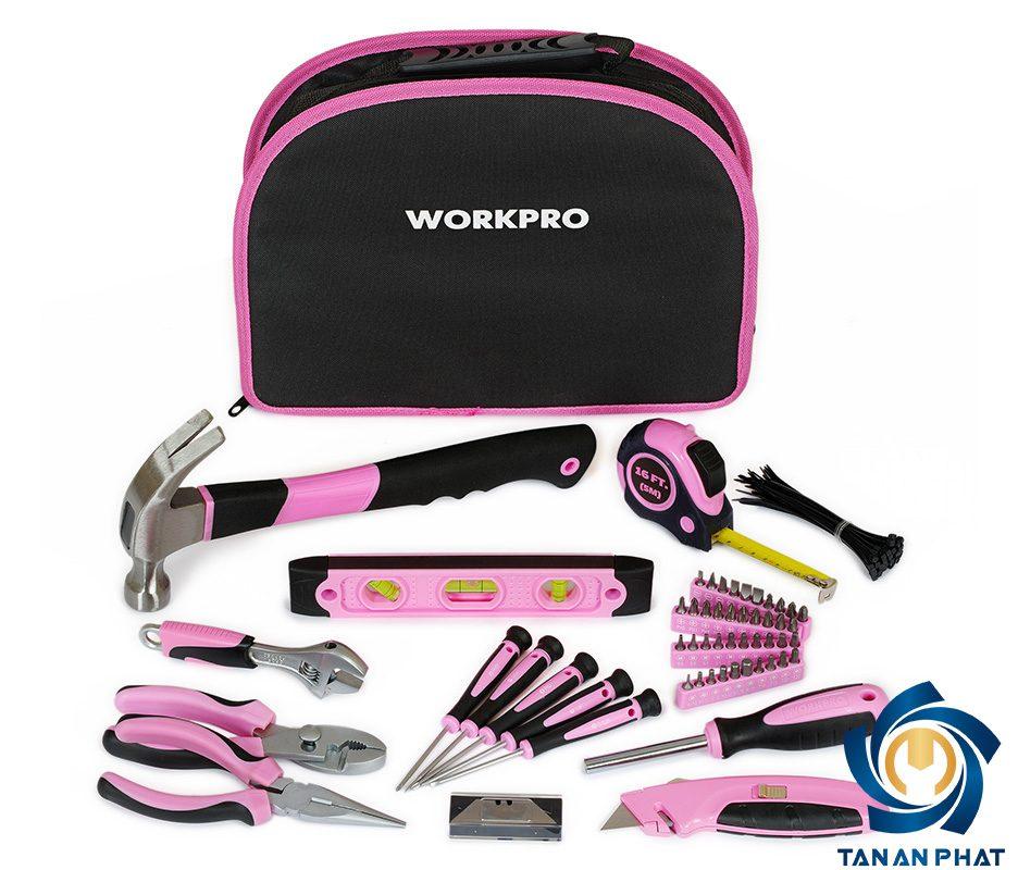 Bộ dụng cụ 103 chi tiết WORKPRO W009012