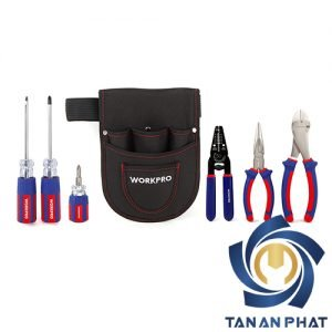 Bộ dụng cụ 7 chi tiết WORKPRO W004161