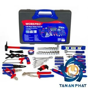 Bộ dụng cụ 139 chi tiết WORKPRO W009024