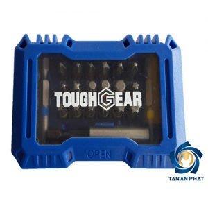 Bộ đầu vít 60 chi tiết TOUGHGEAR TGB0060T