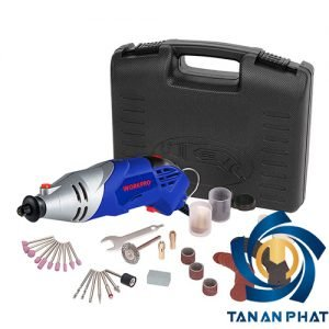 Bộ dụng cụ đa năng 106 chi tiết WORKPRO W004508