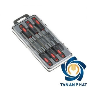 Bộ dũa 6 chi tiết ENDURA E9033, 3X140mm