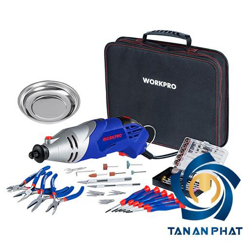 Bộ dụng đa năng 152 chi tiết WORKPRO W004500