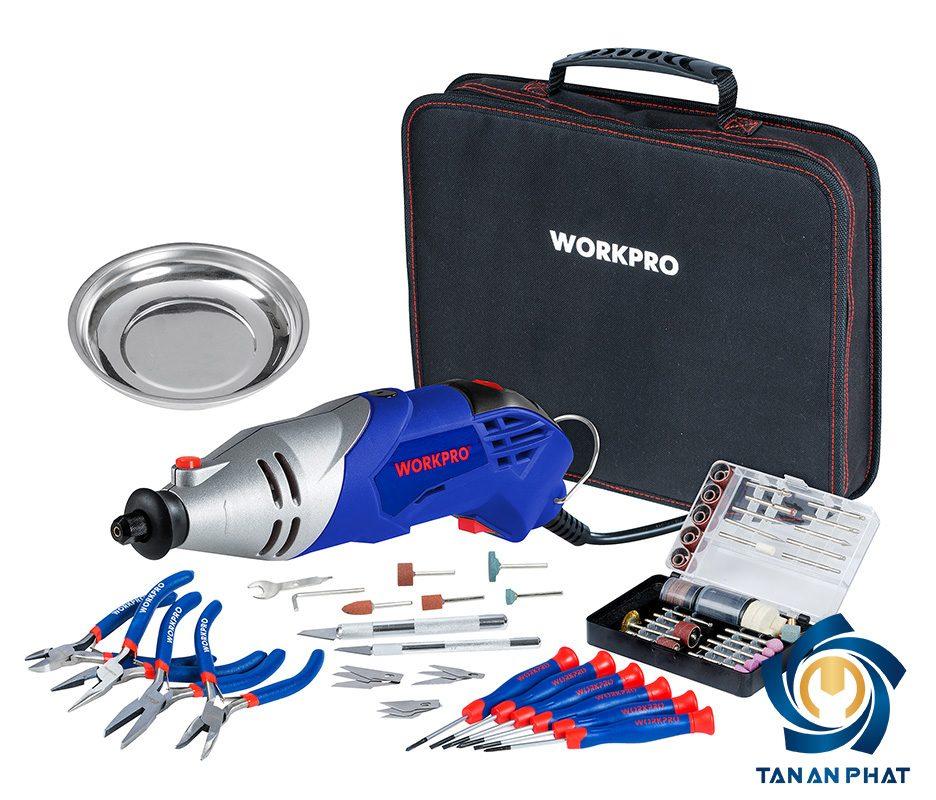 Bộ dụng cụ đa năng 152 chi tiết WORKPRO W004500