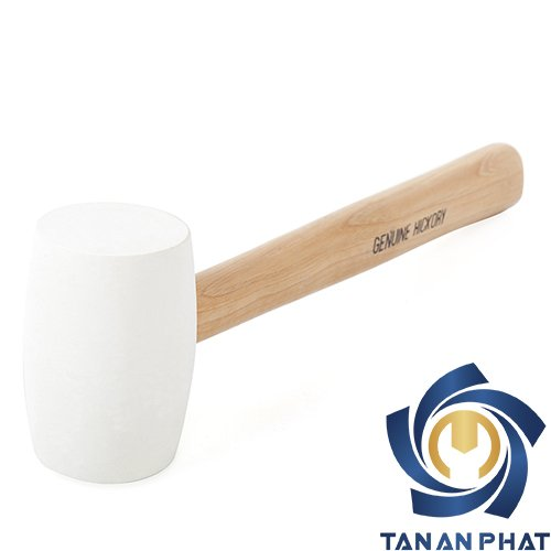 Búa cao su cán gỗ WORKPRO W041020