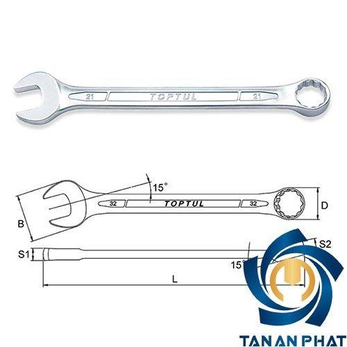 Cờ lê vòng miệng 29mm TOPTUL AAEB2929