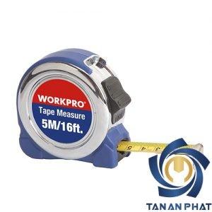 Thước dây cuộn 5m WORKPRO W061011
