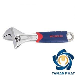 Mỏ lết điều chỉnh cán nhựa WORKPRO W072010