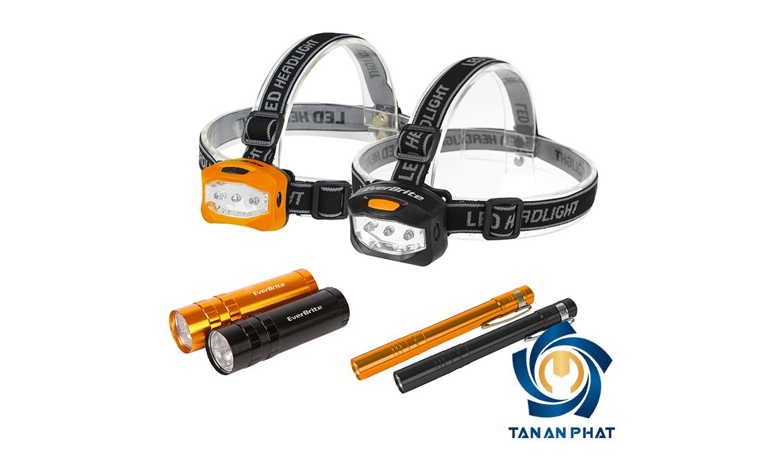 Bộ đèn LED 6 chi tiết EVERBRITE E007003