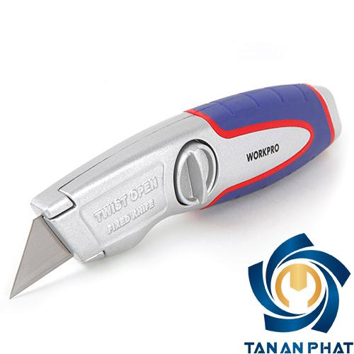 Dao rọc cáp khóa - mở lưỡi dao WORKPRO W013011