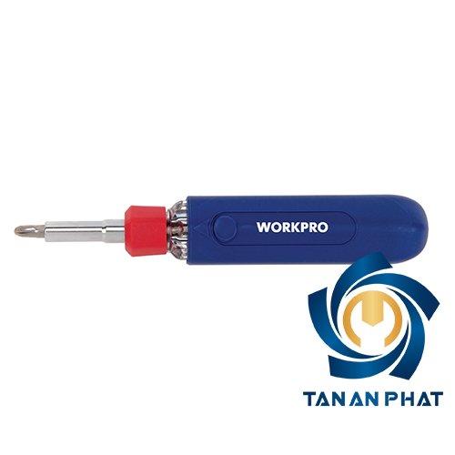 Tua vít tự động 6 trong 1 WORKPRO W021172 (size nhỏ)