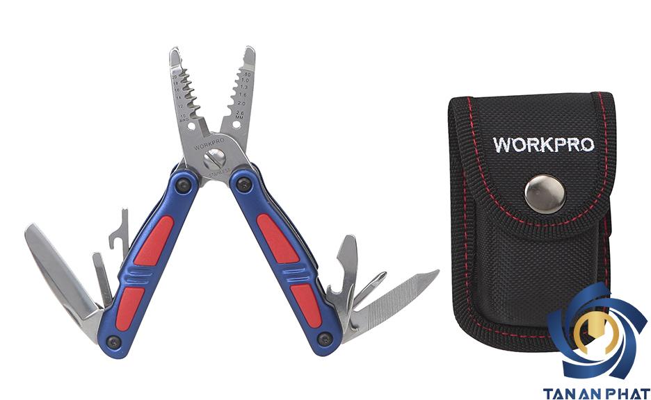 Bộ dụng cụ đa năng gấp gọn WORKPRO W091009
